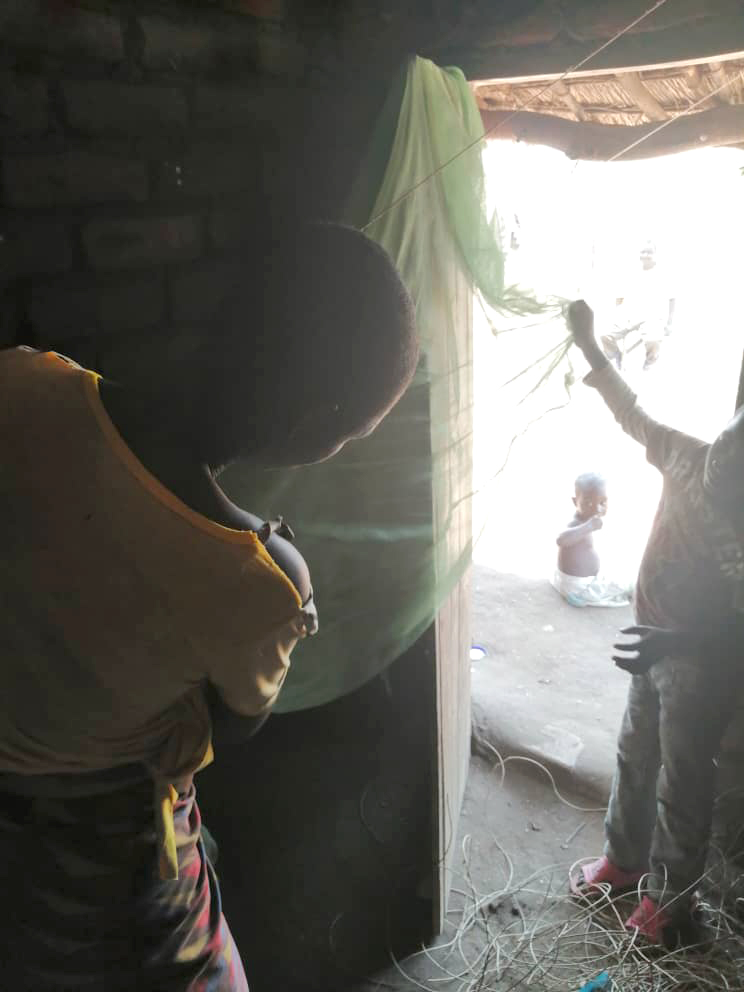 Net condition being monitored in Malawi
